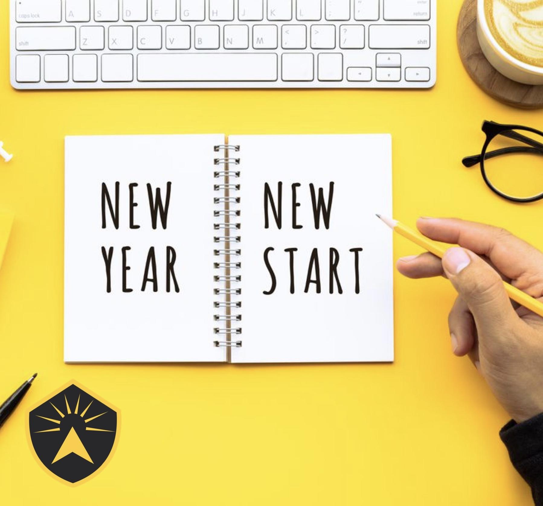 NEW YEAR! NEW START!