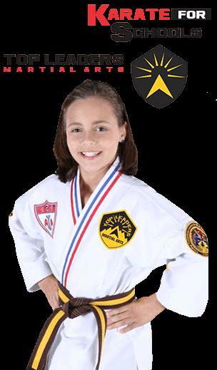 ATA Martial Arts Top Leaders Martial Arts - Karate for Schools