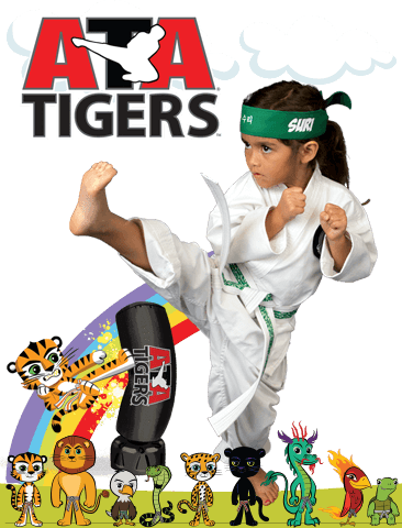 ATA Martial Arts Top Leaders Martial Arts - ATA Tigers